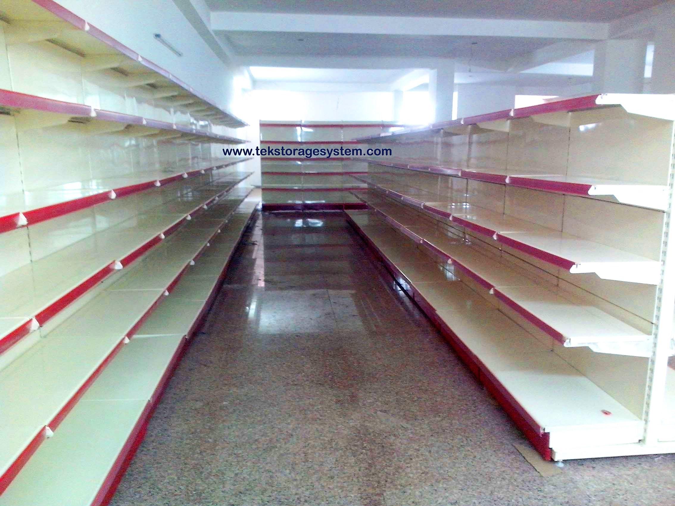Supermarket Kirana Rack