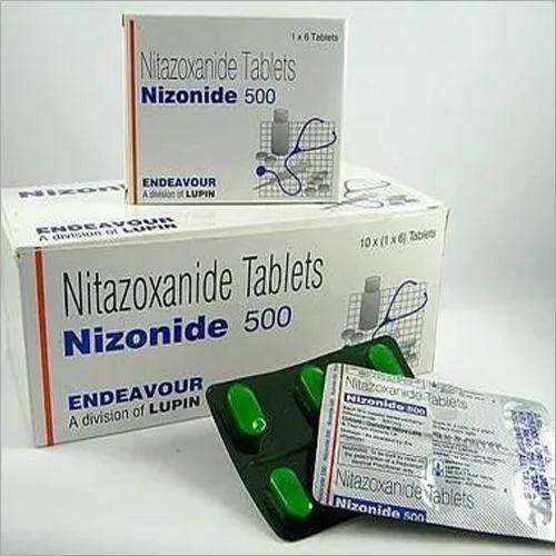 NIZONIDE LUPIN