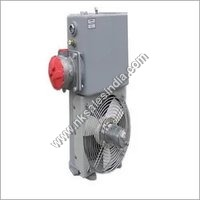 TRANSIT MIXER HYDRAULIC OIL COOLER ASSLY