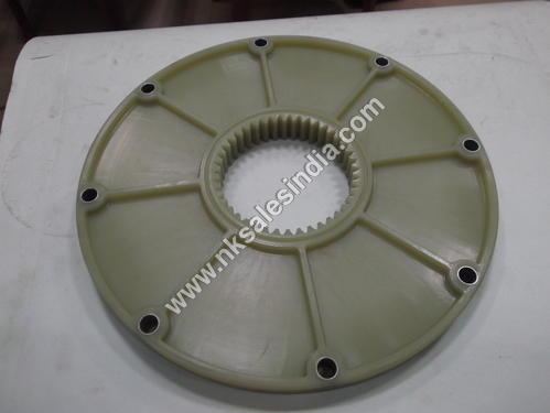 FIBER COUPLING FOR TRANSIT MIXER