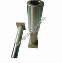 AGITATOR SHAFT FOR CONCRETE PUMP PUTZ