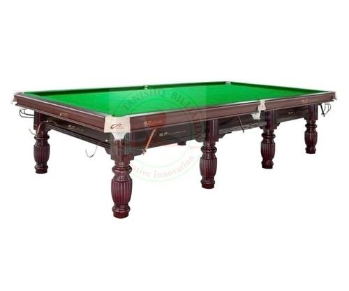 Steel Cushion Snooker Board table