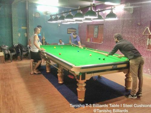 Steel Cushion Snooker Board