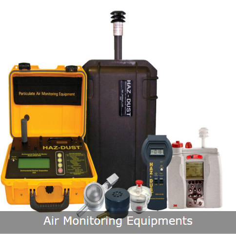 Air Monitoring Equipments