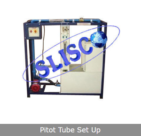 Pitot Tube Set Up