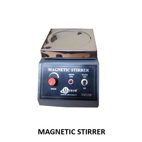 Magnetic Stirrer (Heavy Duty Permanent Magnet)