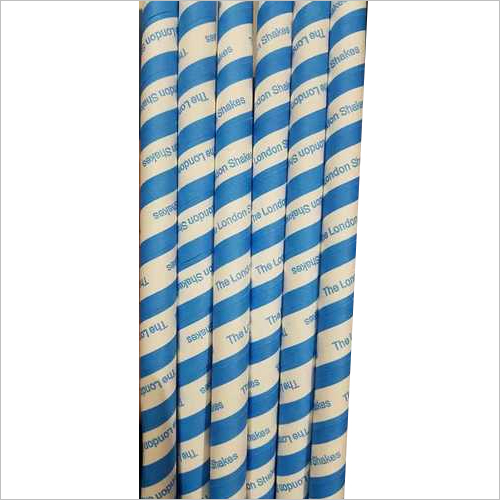 The London Shakes - Custom Made Paper Straw