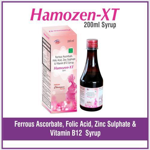Ferrous Fumarate + Folic Acid Zinc