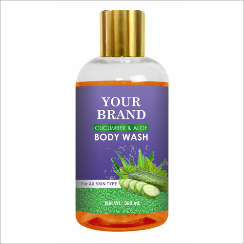 Cucumber and Aloe Body Wash