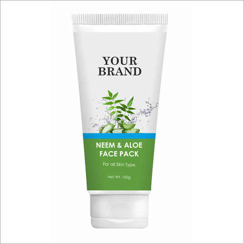 Neem And Aloe Face Pack