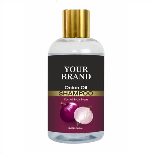 Onion Oil Shampoo