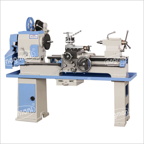 Cone Pulley Light duty Lathe Machine