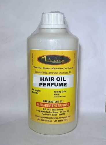 jasmine Hair Oil Perfume