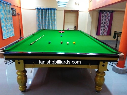 Steel Block Cushion Snooker Board