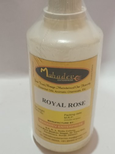 Royal Rose Sanitiser Perfume