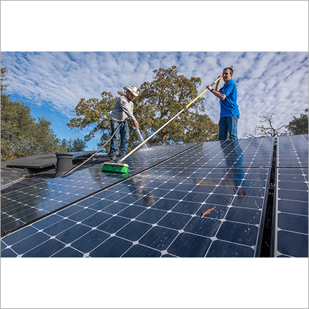 Solar Operation And Maintenance(O&m)