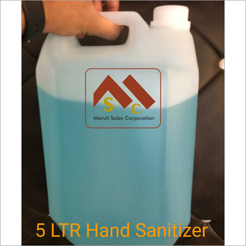 5 Ltr Hand Sanitizer