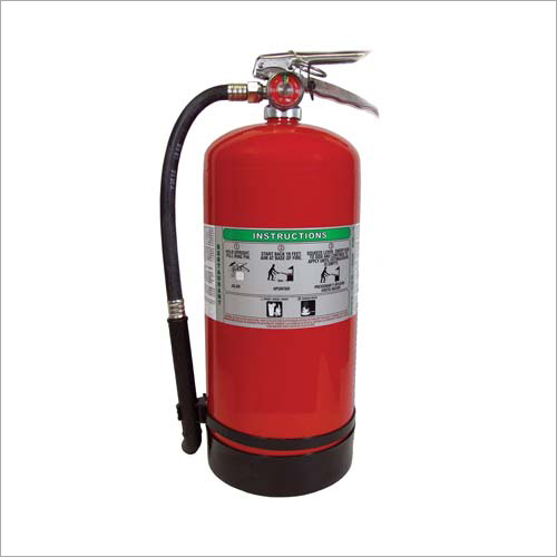 Gas Fire Extinguisher