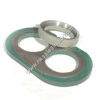 Cutting Ring & Wear Plate Set