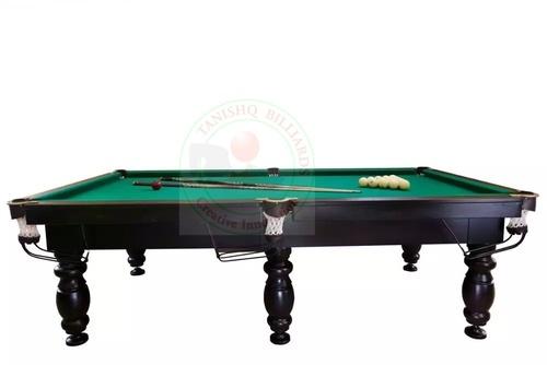 Wood Pool Board Table