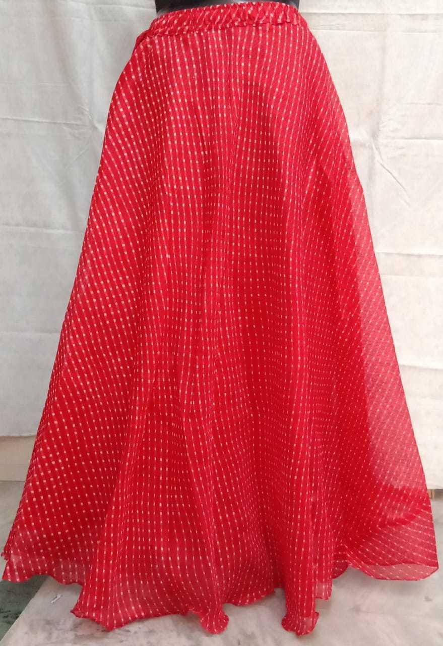Lehriya Skirt