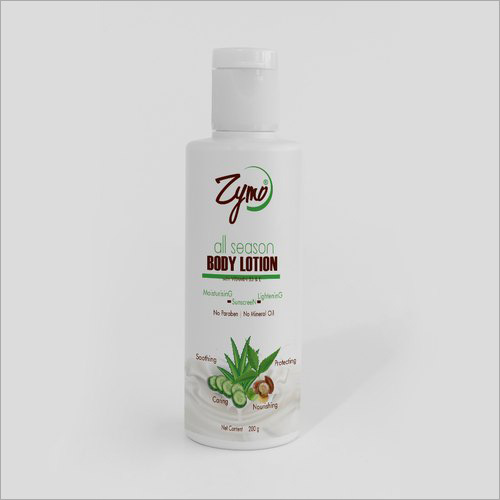 Zymo All Season Body Lotion