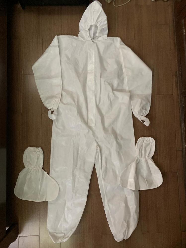 Disposable PPE Suit