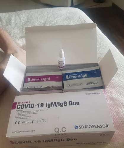 Covid Rapid Test Kit
