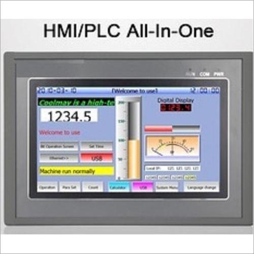 PLC HMI Combined