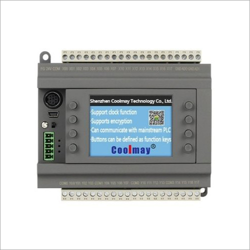 Combined PLC and HMI