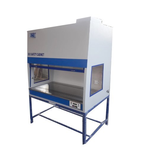 MS SS Powder Coated Biosafety Cabinet