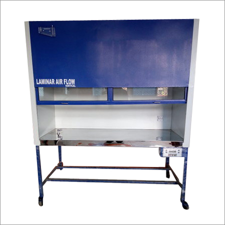 SS & MS Polished Laminar Air Flow