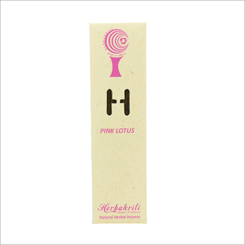 Pink Lotus Incense Stick