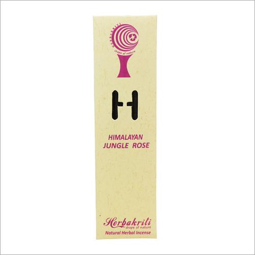 Himalayan Jungle Rose Incense Stick