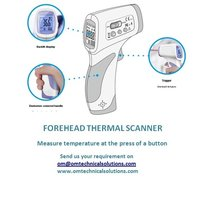 Forehead thermal Scanner