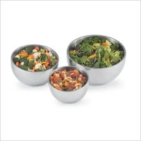 Candy Bowl Angled SS Double Wall 10 cm, 12 cm & 17 cm dia