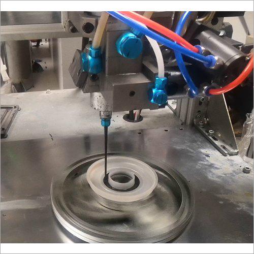 Polyurethane Foam Mixing And Dispensing Machine