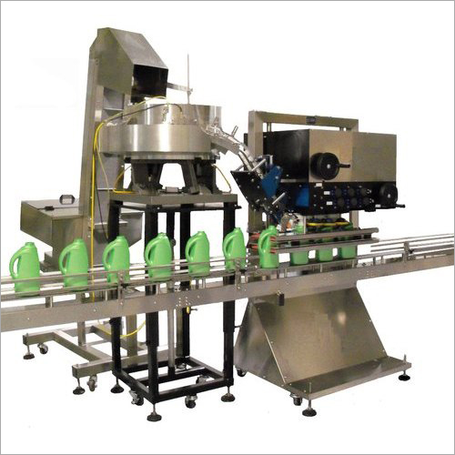 Fully Automatic Lubricant Filling Machine