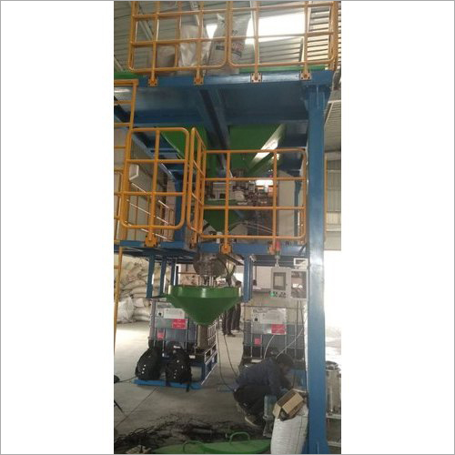 Fully Automatic Powder Mixing And Dosing Machine