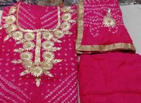 Jaipuri Charki Gottapati Suit