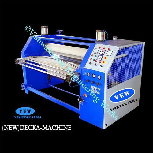 Embroidery Finishing Machine