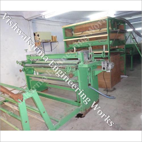 Fabric Flocking Machine
