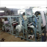 Multi Colors Non Woven Printing Machine