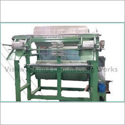 Drum Zipper Press Machine
