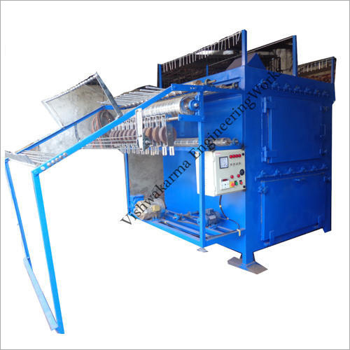 Zipper Press Machine