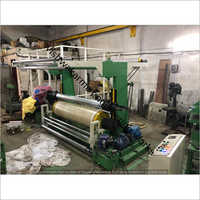 Fabric Embossing Machine