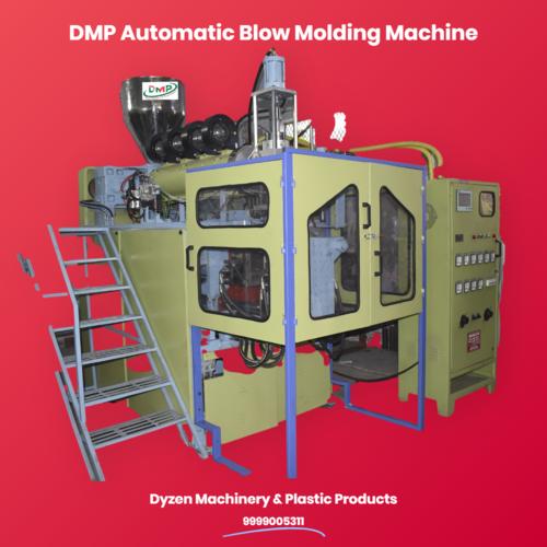 Pneumatic Blow Moulding Machine