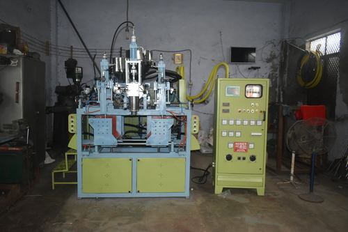 1 Liter Double Station Blow Moulding Machine