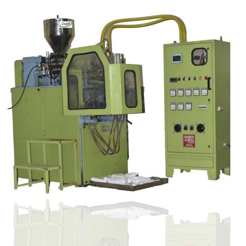 Single Station Automatic Blow Moulding Machine 500 ml