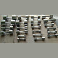 Chrome Steel Dumbbells